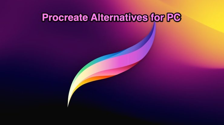 Procreate for Windows Alternative