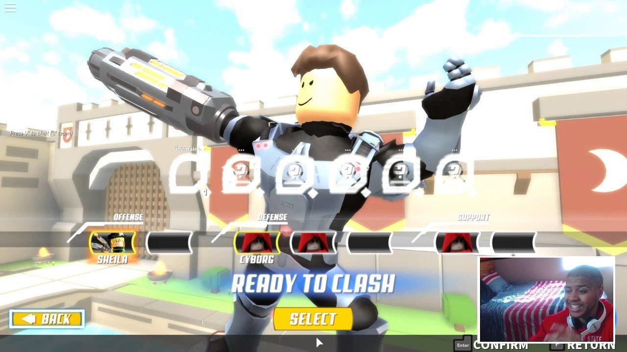 Q clash