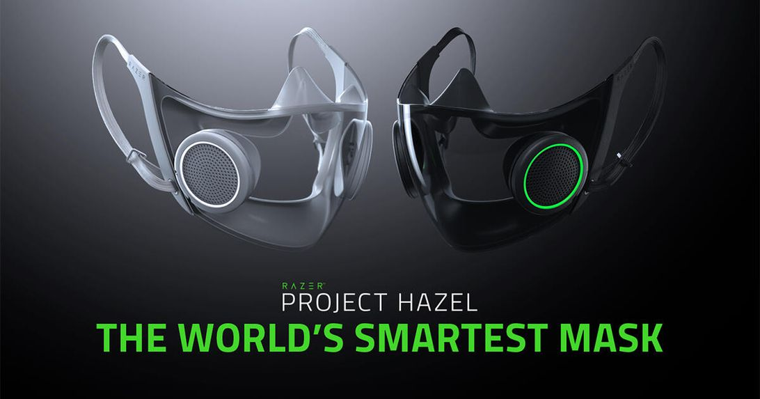 Razer Smart Mask
