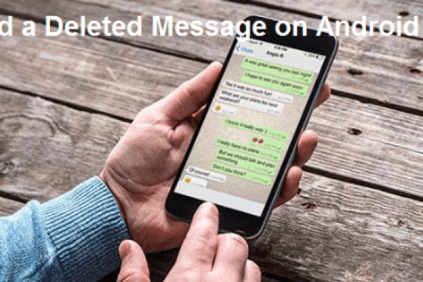 Read a 'Delete for All' Message on WhatsApp Android