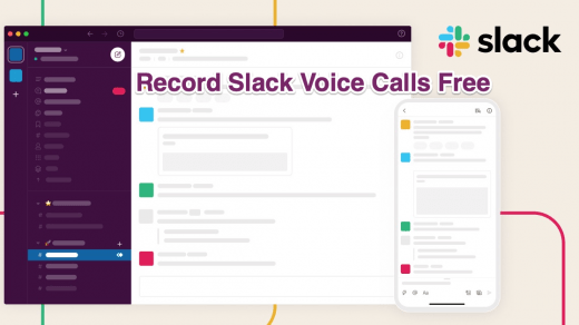Record Slack Voice Calls Free on Mac