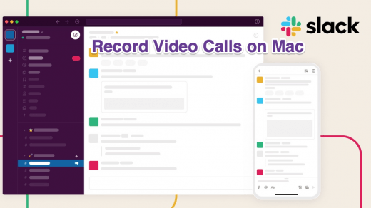 Record Video Calls on Mac