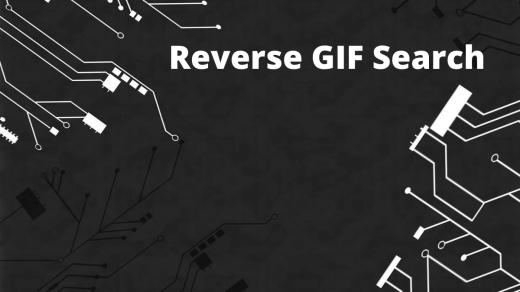 Reverse GIF Search