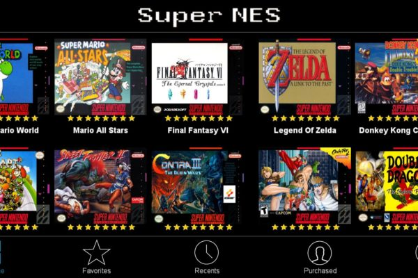 SNES Emulator PC and Android