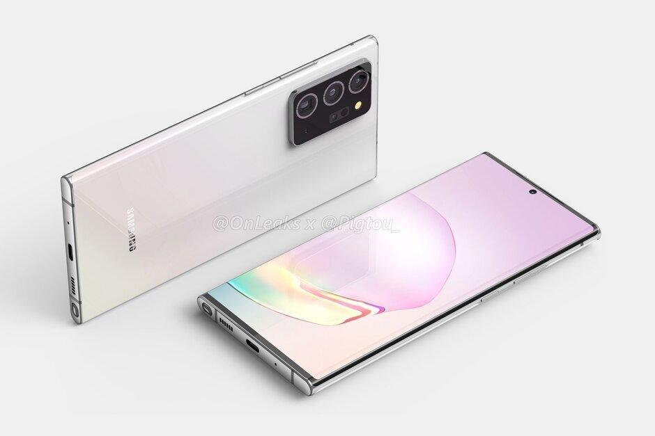Samsung Galaxy Note 2o Ultra