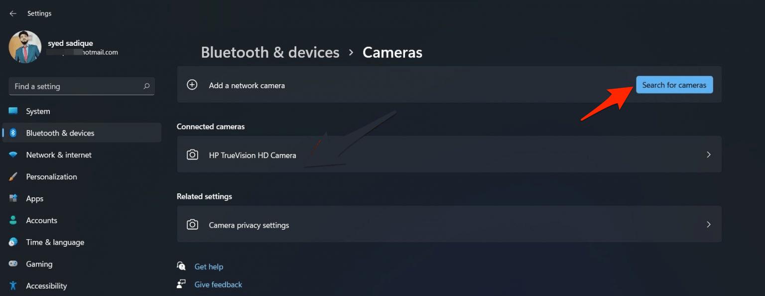Search_for_Camera