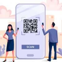 Share WiFi Password With QR Code from