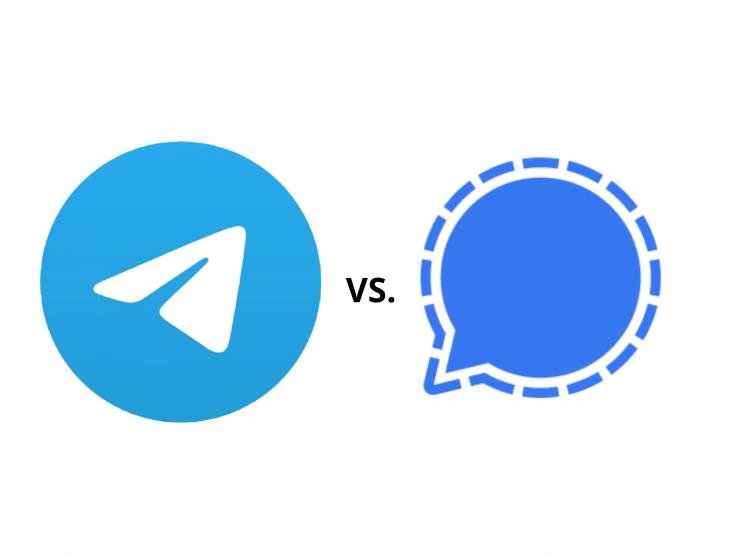Signal Vs Telegram Which One is Best