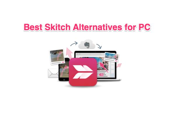 Skitch Alternatives Windows Mac