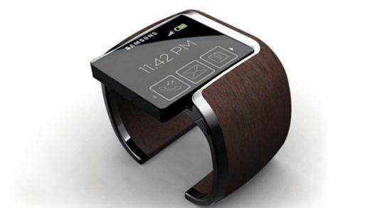 Smartwatch Fan design