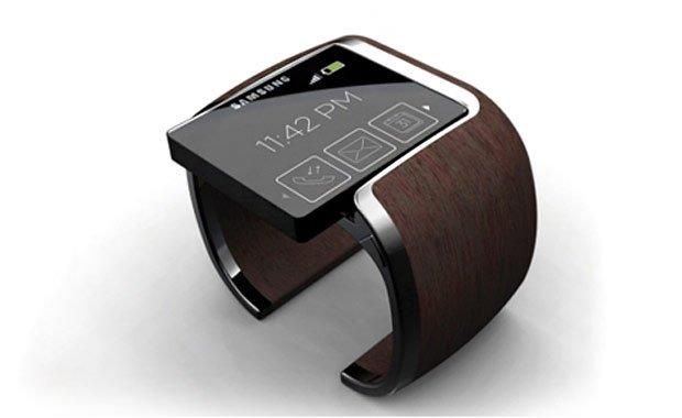 Smartwatch Fan design