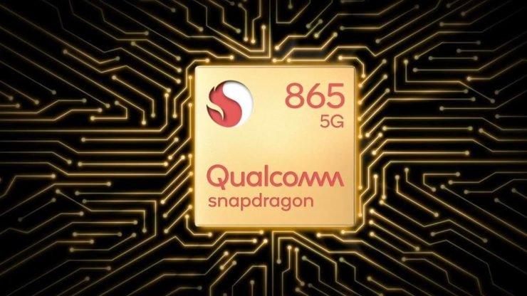 Snapdragon 865 Plus Smartphone