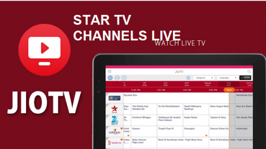 Star Channels on JioTV without Hotstar