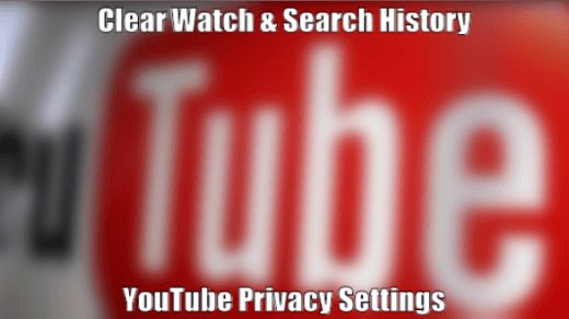 Stop YouTube from showing you recommendations and history