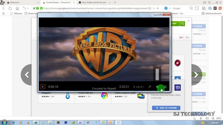 Stream Torrent Videos without Downloading on PC