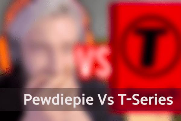 T Series takes on Pewdiepie