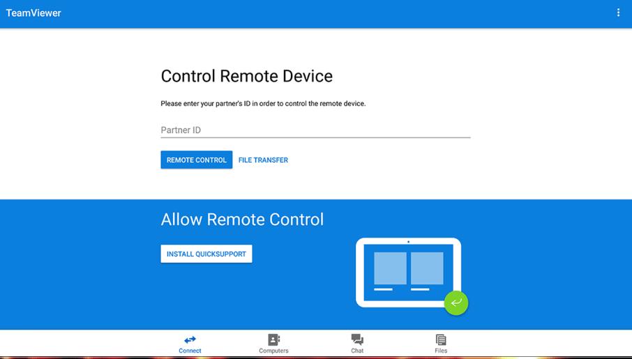 TV App Partner ID Control
