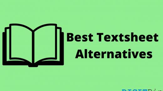 Textsheet Alternatives Site Best Free