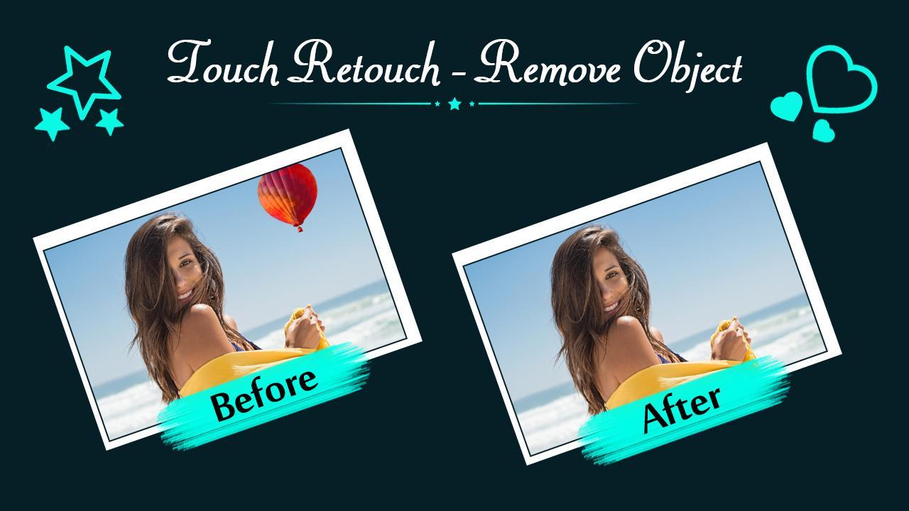 Touch Retouch
