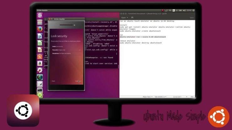 Ubuntu Emulators for Windows