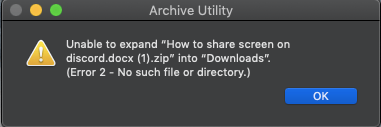Unable_to_Expand_Zip_Mac_Error_Fix