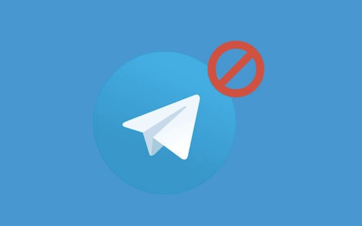 Unban Telegram Group