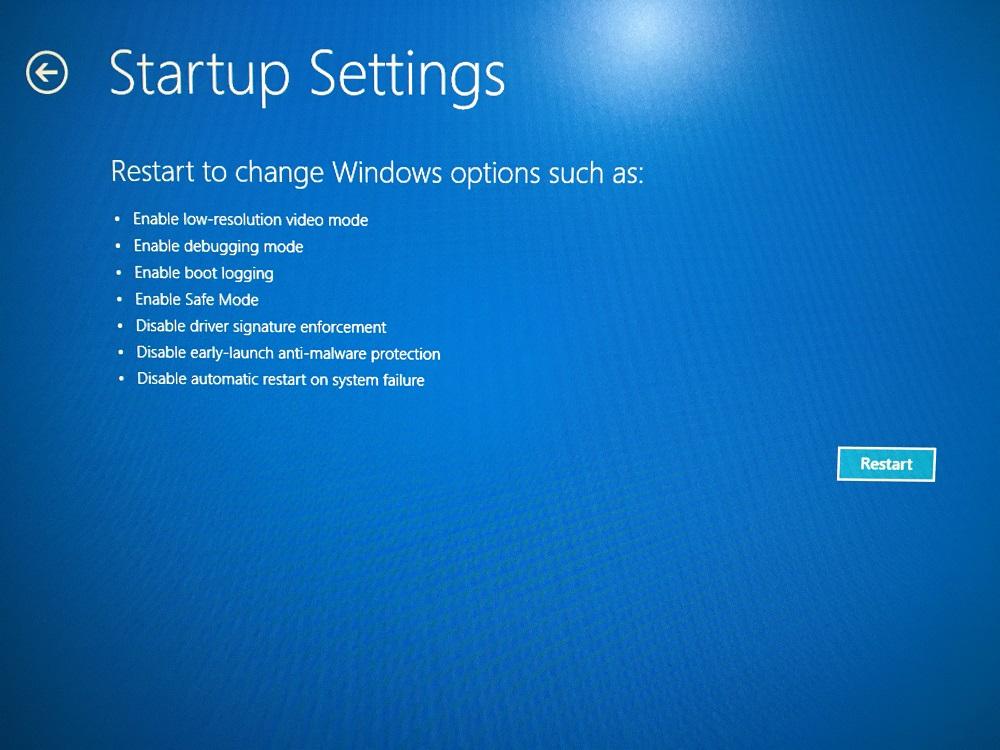 Uninstall Programs in Windows Safe Mode - 6