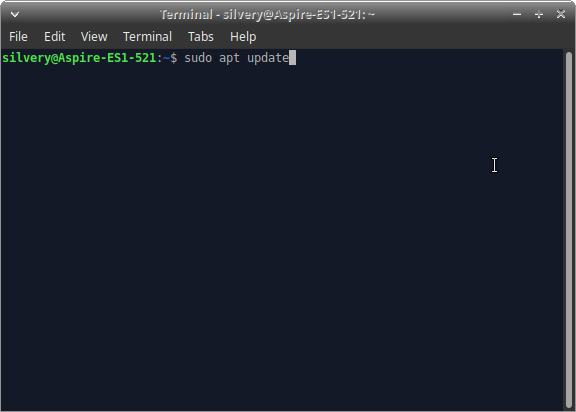 Update Linux OS from Terminal - 2