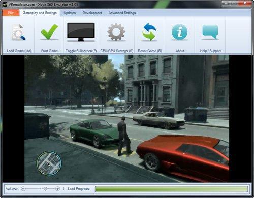 VR Box 360 Emulator