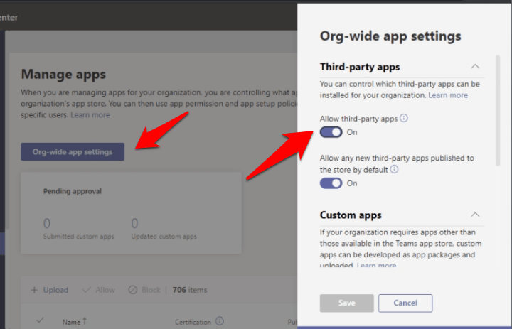 Verify Third-Party Apps Permissions