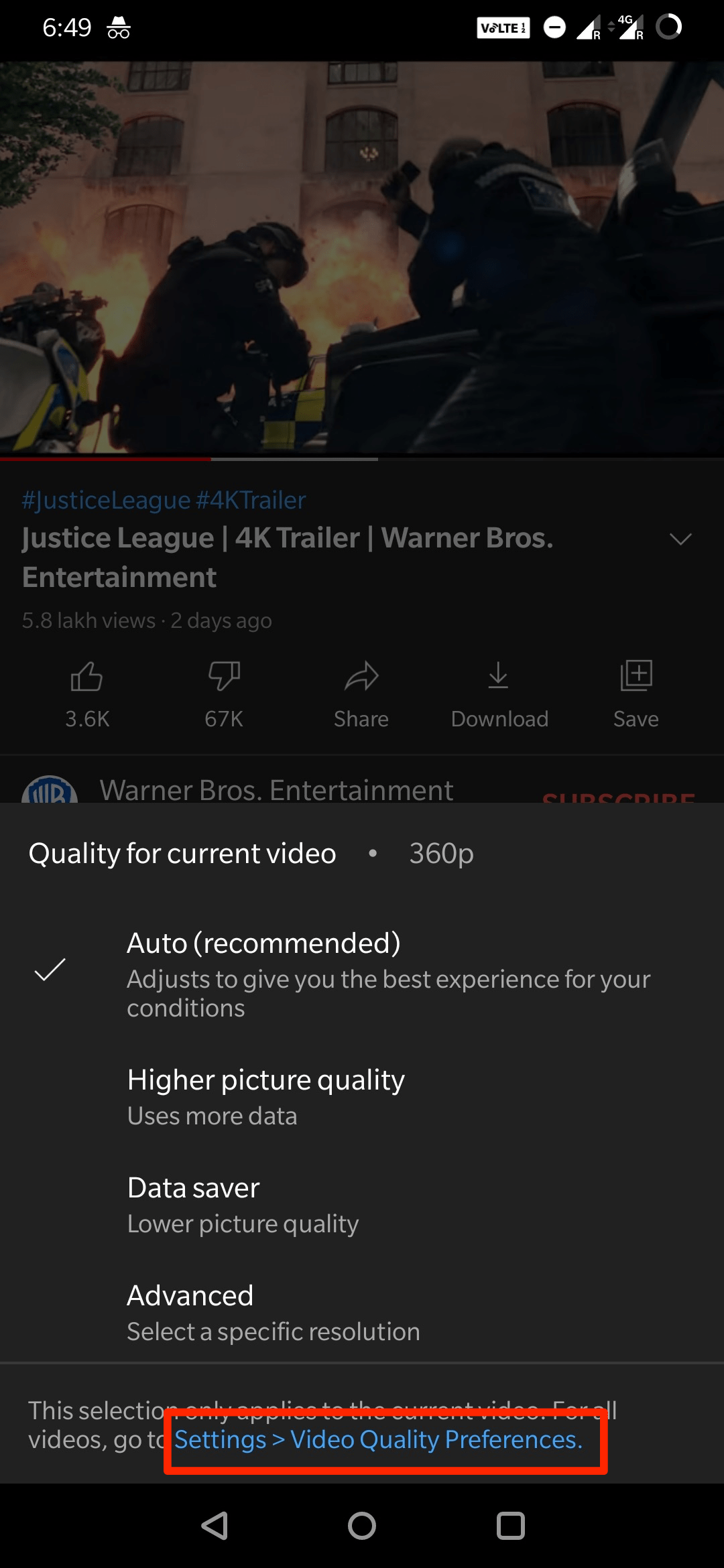Video_Quality_Preference