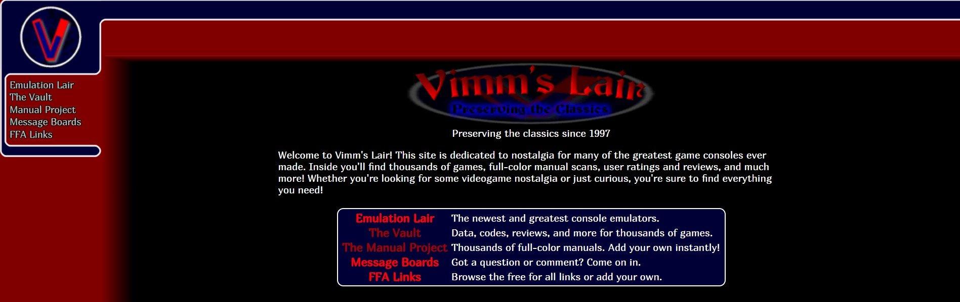 Vimmi's lair