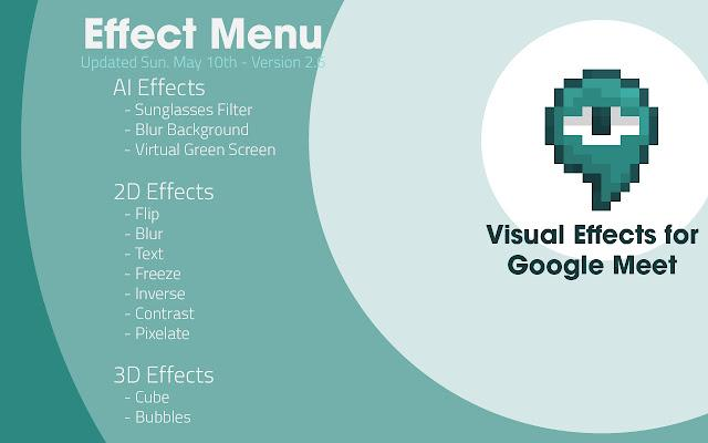 Visual Effects for Meet'