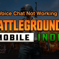 Voice Chat Not Working BGMI