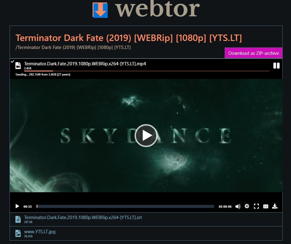 Webtor.io