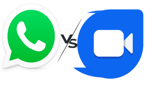 WhatsApp Vs. Google Duo