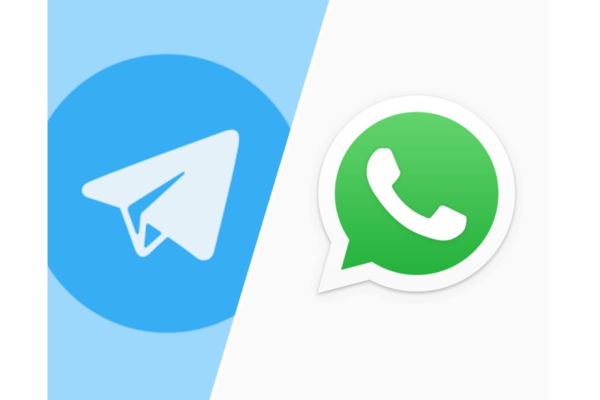 Telegram Vs WhatsApp | Which One Wins the Game? 1