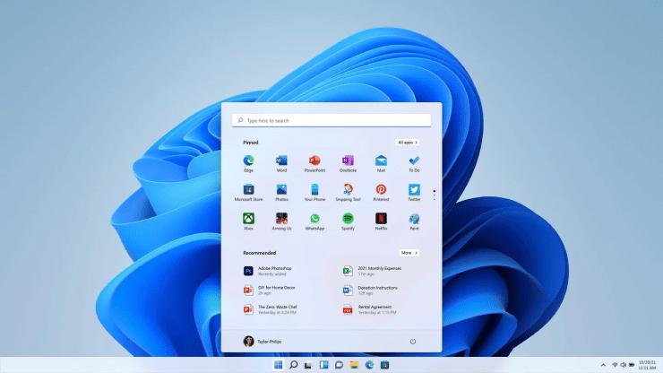 Windows 11 Default Apps