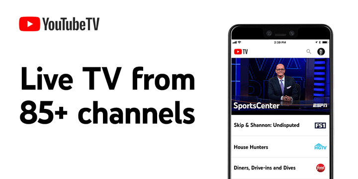 YouTube Tv Live Sports