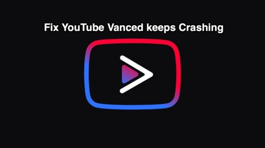 YouTube Vanced keeps Crashing