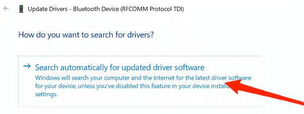 automaic update driver
