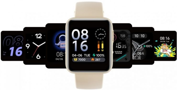 goes official with Xiaomi Mi Watch Lite 1.4 display, GPS, and 9-day battery life