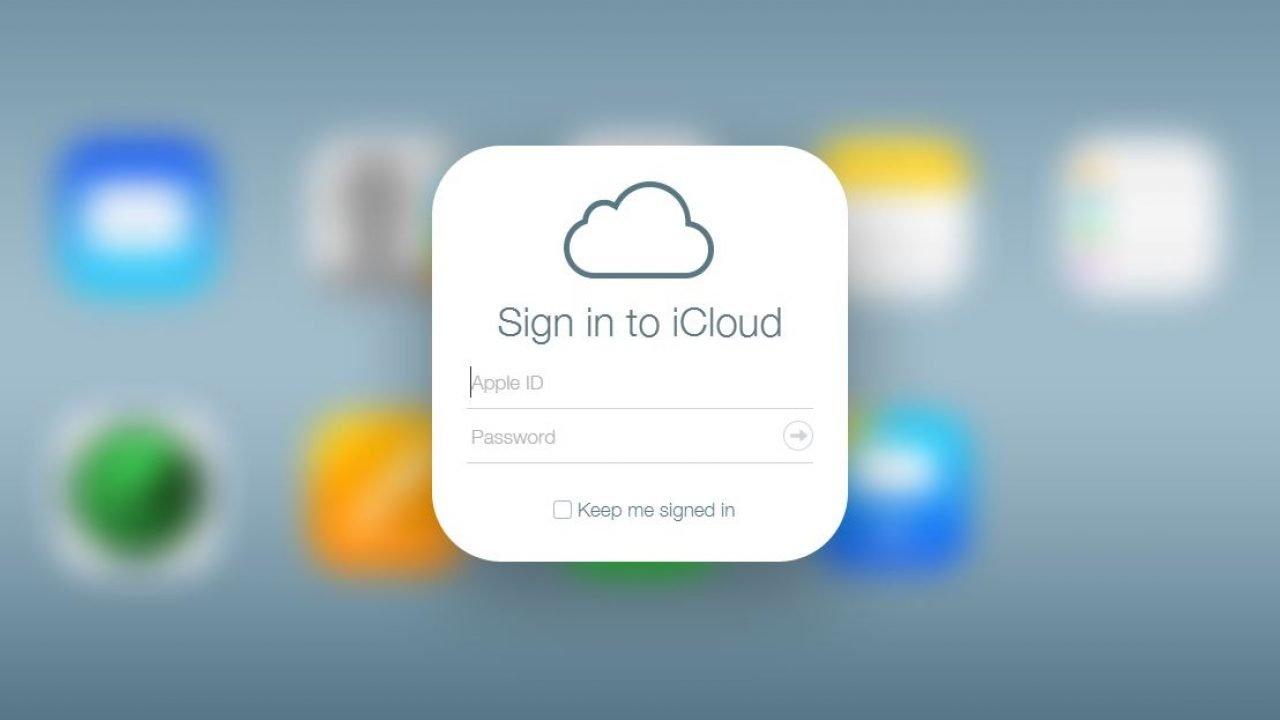 iCloud Apple Storage