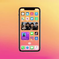 iOS 14 Launcher APK Android