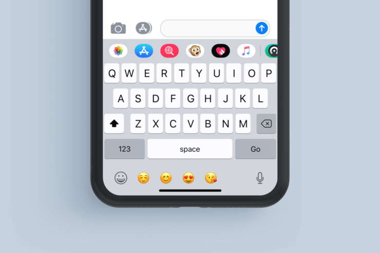 iPhone Keyboard Not Showing Fix