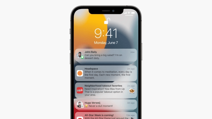 iPhone Notification Not Working