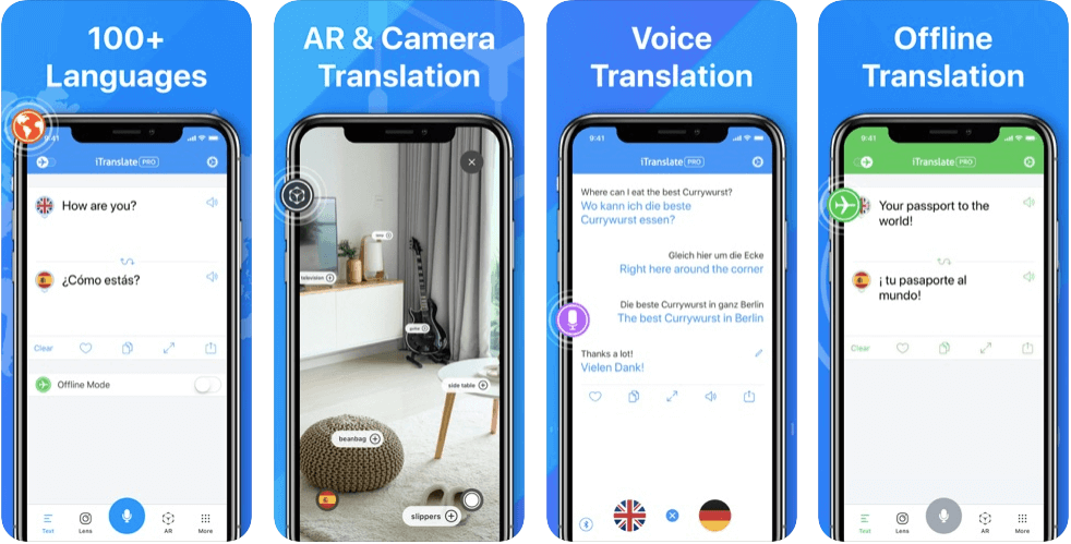iTranslate Translator