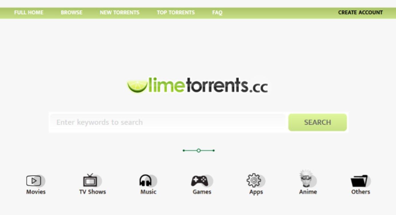 limetorrents alternative