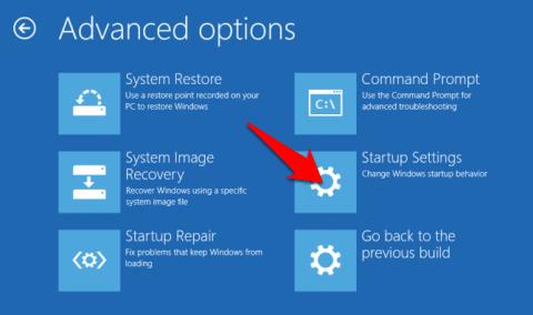 startup setting windows 11